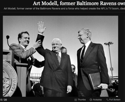 Stay classy Maryland.Note the myth-perpetuating caption in the WaPo photo.