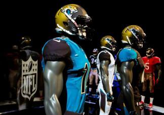 nike-jacksonville-jaguars-helmets